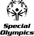 dark gray Special Olympics logo