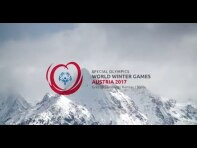 Special Olympics World Winter Games 2017 in Austria