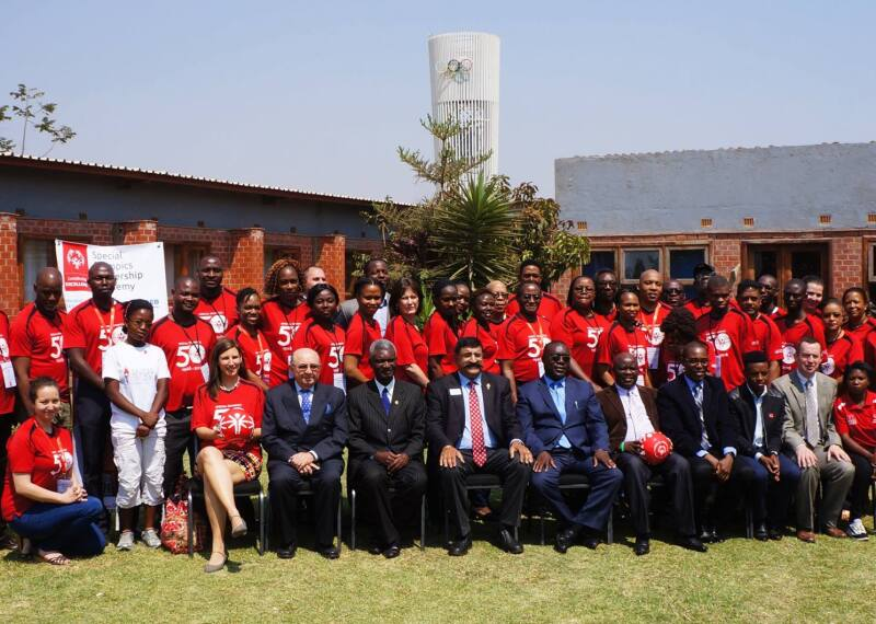 Africa Leadership Academy 2017 in Lusaka, Zambia