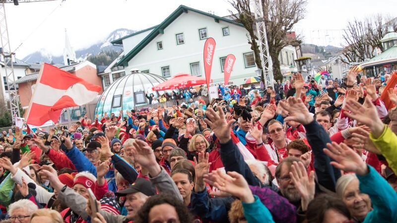 Austria Crowd pic world games