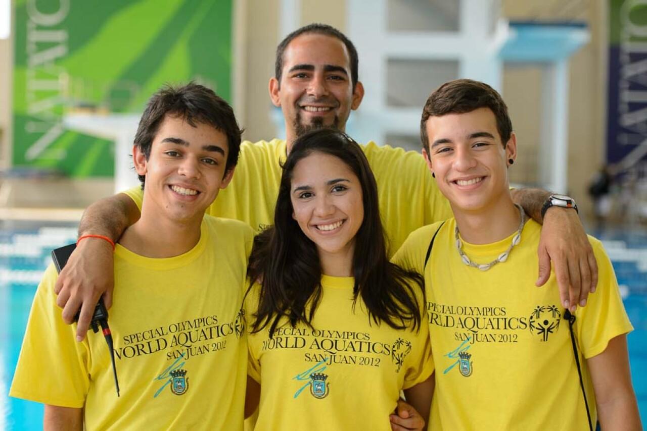 Puerto Rico Volunteers