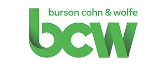 Burson Cohn Wolfe green logo