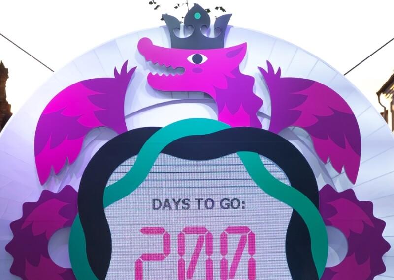 200 Days to Go until the World Games in Kazan