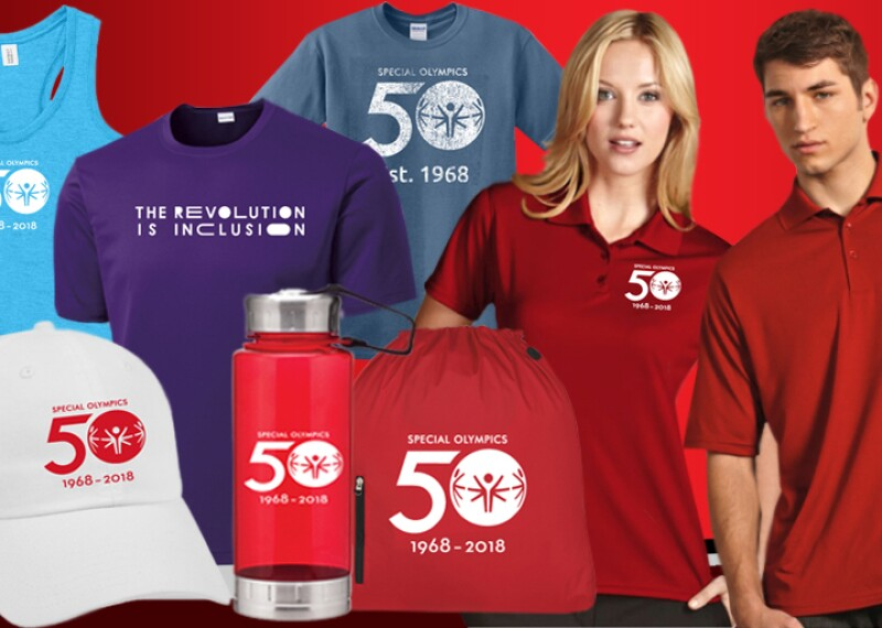 Get Your 50th Anniversary Gear