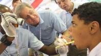 Dr. Steven Perlman - Portuguese