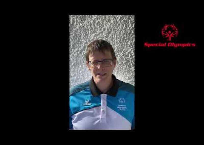 Johanna Pramstaller gets COVID-19 Vaccine