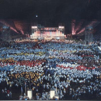 1987 World Games Promo