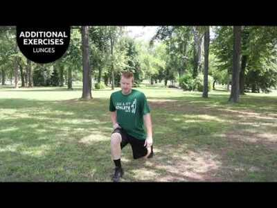 Additional - Lunges