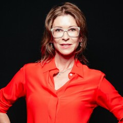 Olga Slutsker, President of Special Olympics Russia, Host of World Winter Games Kazan 2022