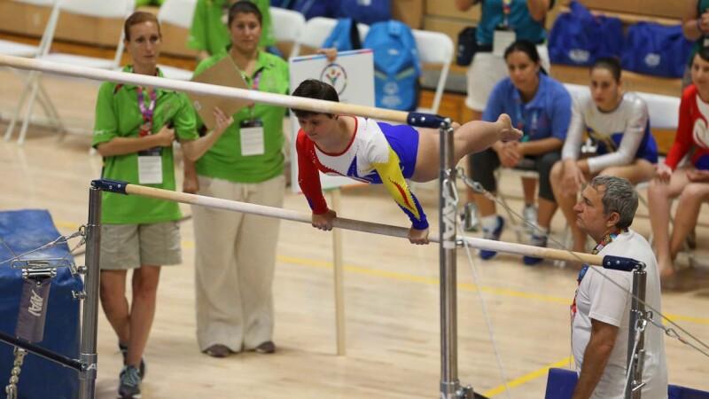 Artistic Gymnastics Lead