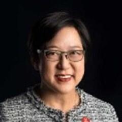 Freda Fung, Special Olympics Regional President & Managing Director, East Asia