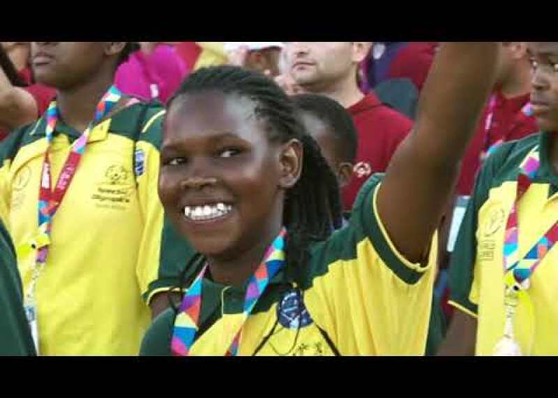 Special Olympics World Games Abu Dhabi 2019 Opening