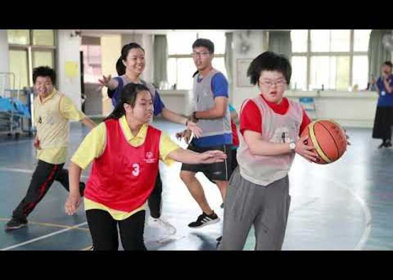 Special Olympics East Asia – Sou Sing Ieng (SO Macau) & Genmao Gao (SO China)