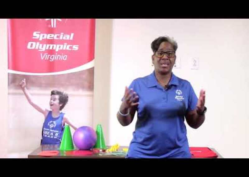Young Athletes Curriculum - Welcome Teachers - with Pam