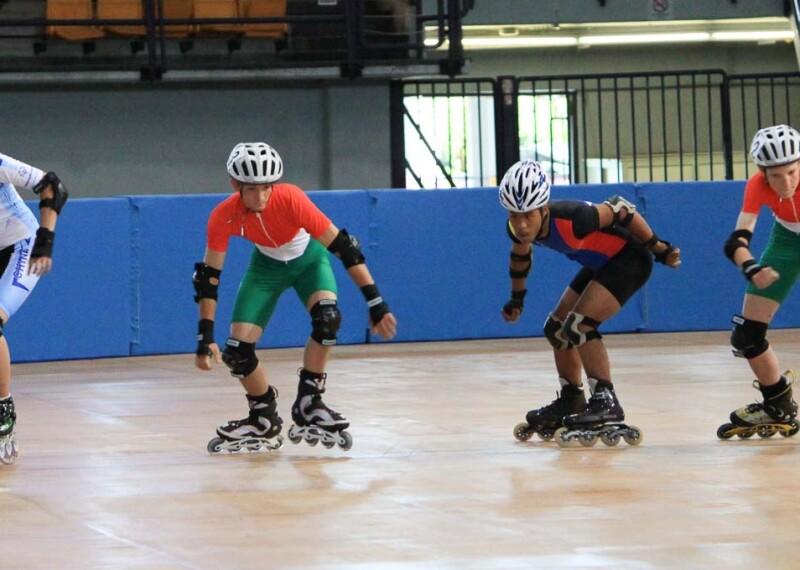 Roller Skating Lead
