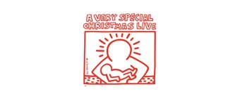 A Very Special Christmas logo.