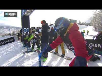 X Games Unified Snowboarding Finals