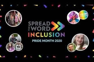 Spread the Word >> Inclusion Celebrates Pride Month