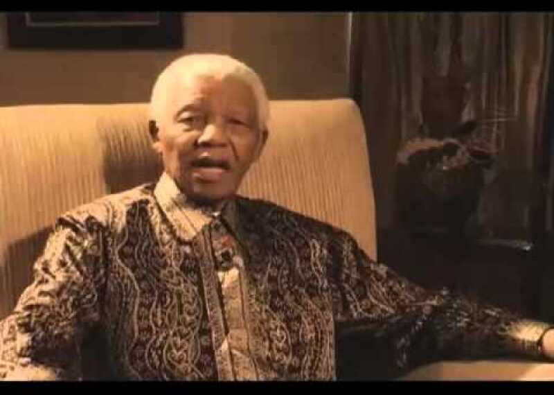 Nelson Mandela on Justice for People with Intellectual Disabilities