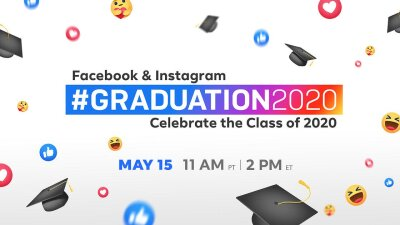 Facebook & Instagram Graduation 2020