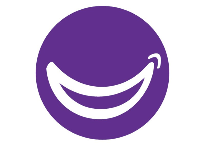 Special Olympics Health discipline, Special Smiles logo. Purple circle with an illustrated smile.