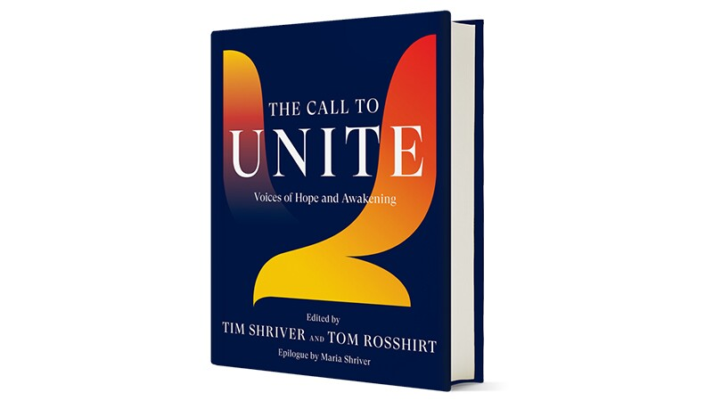 The Call to Unite book cover.