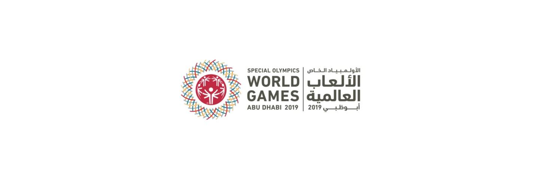 Special Olympics Abu Dhabi 2019 logo