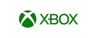 Xbox 2020 Horizontal Green logo.