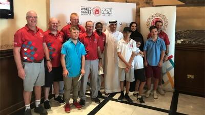 Special Olympics South Africa athletes Tom Lugg-Andrew White-Konrad Zastrau  attend the Special Olympics World Golfers tournament-05-22-2018.jpg