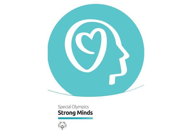 Strong minds illustration.
