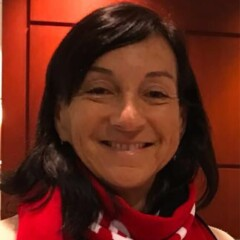 Teresa Leitao, Tennis Technical Delegate at the 2011, 2015, and 2019 World Games