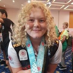 Grace Payne - Special Olympics New Zealand