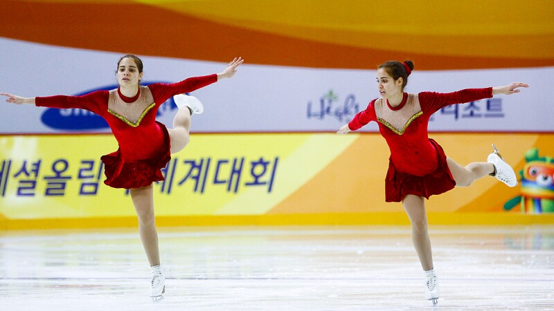 Figure Skating Lead
