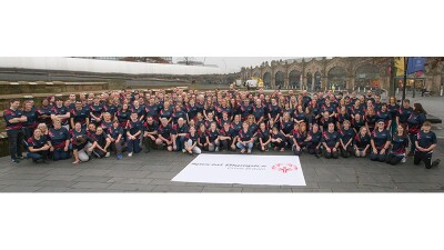 Special Olympics World Games 2019 Team shot taken outside